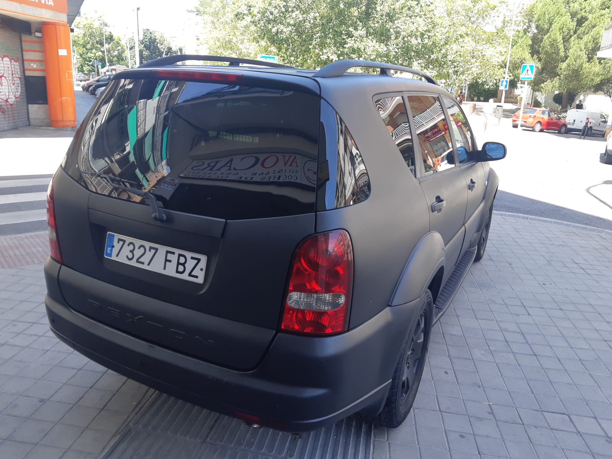 SSANGYONG REXTON 270 XDI LIMITED. 6900 euros. www.avocars.es